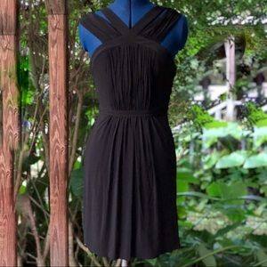 BCBGMAXARIA | Black Stretch Dress